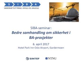 SIBA-seminar 06.04.17
