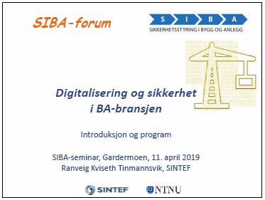 SIBA-forum66
